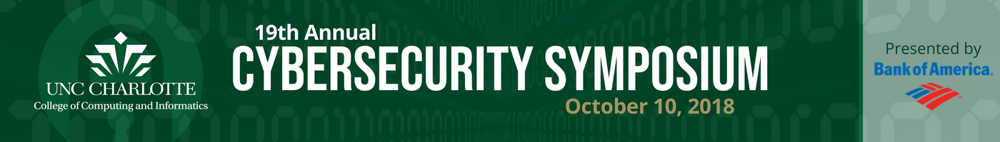 19th Annual Cybersecurity Symposium presented by Bank of America